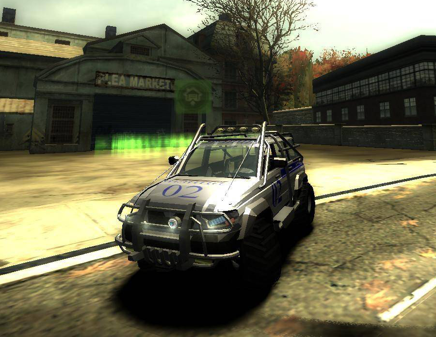 Need for speed most wanted: russian cars / нфс русские машины.